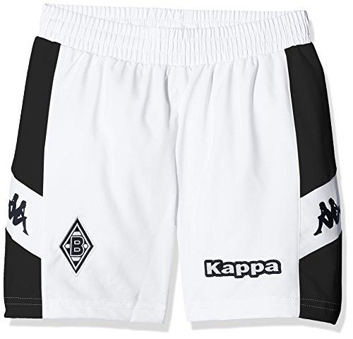 Kappa Kinder Bmg Game Kids Short, 001 White, 140