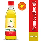 Nature Crest Pomace Olive Oil - Mediterranean Dishes, 500ml Container