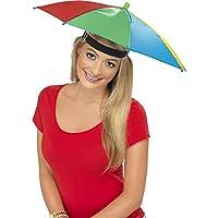 Smiffy's Umbrella Hat - Multi-Colour