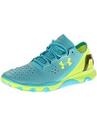 Under Armour - Zapatillas de running para mujer türkis / gelb, color, talla 7.0 US - 38.0 EU