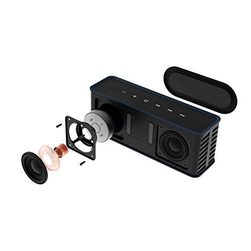 Energy Sistem Music Box 7 Bluetooth Speaker (Black)