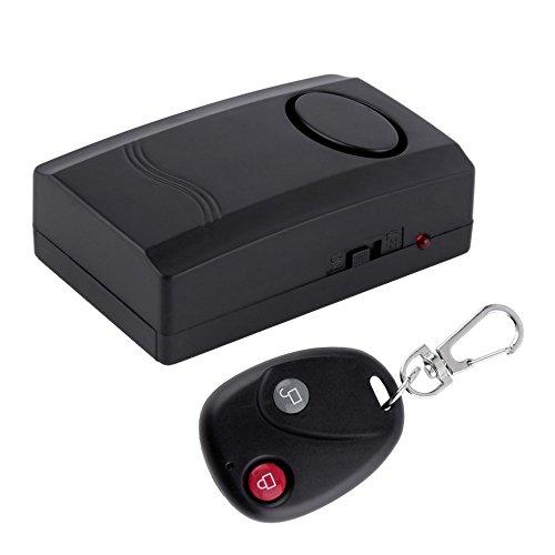 Mengshen allarme senza fili di vibrazione di telecomando casa porta finestra di sicurezza auto moto antifurto di sicurezza dello scassinatore di allarme di sicurezza del sistema del rivelatore di ms-z02