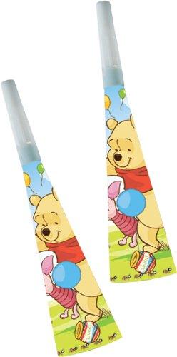 Set di trombettine winnie the pooh