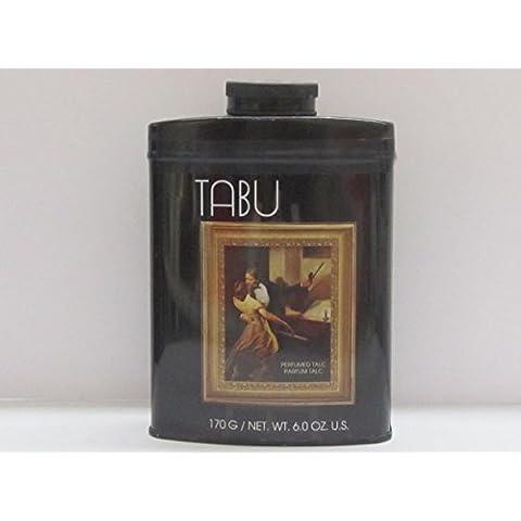 Tabu per Donna 180 ml Perfumed Polvere