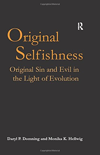 : Original Sin and Evil in the Light of Evolution ()