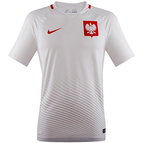 2016-2017 Poland Home Nike Football Shirt
