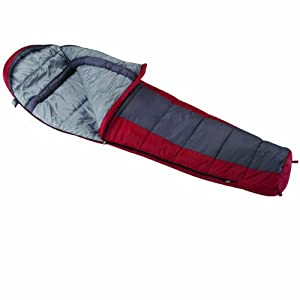 Wenzel Windy Pass 0 Degree Mummy Sleeping Bag