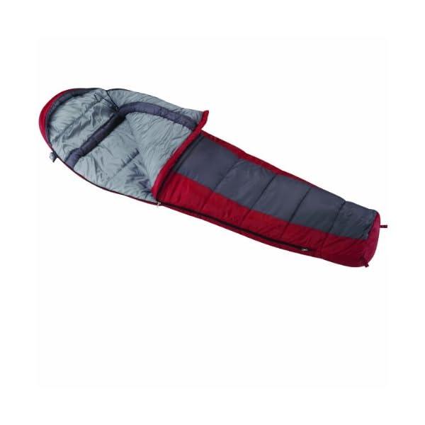 Wenzel Windy Pass 0 Degree Mummy Sleeping Bag
