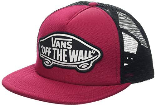 Imagen de vans wm beach girl trucker hat  de béisbol, rojo cerise sq2 , única talla del fabricante os para mujer