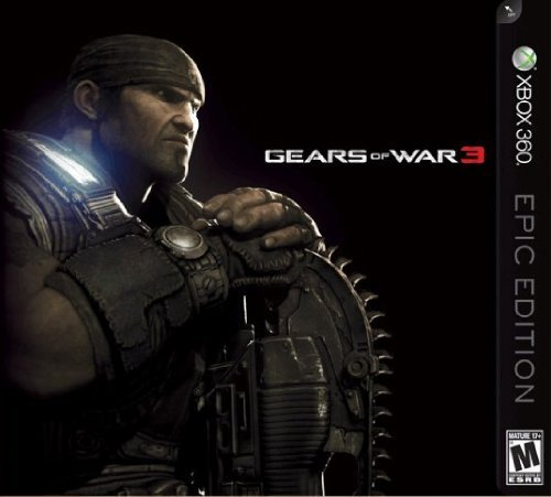 Gears of War 3 Epic Edition -Xbox 360 by Microsoft