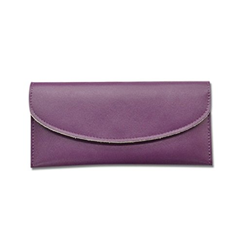 Eysee, Poschette giorno donna giallo Brown 19cm*11cm*2cm. Purple