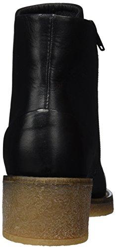 Buffalo London Es 30949 Sauvage, Stivali Donna Nero (Preto 01)