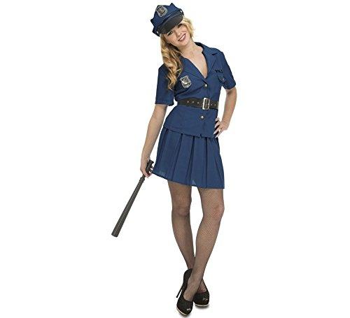 My-Other-Me-Disfraz-de-polica-para-mujer-Viving-Costumes