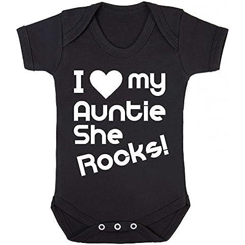 'I Love My Auntie Rocks.' Body