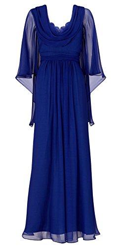 Constance Silk Maxi Dress
