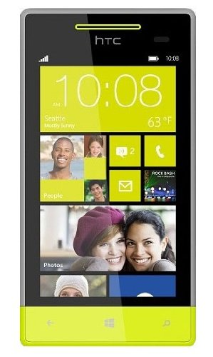 HTC 8S Windows Phone, Display 4 Pollici