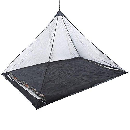 Camping-Moskitonetz für 1 Person Camping Moskitonetz für Einzel Camping Bed Kompakt und Leicht