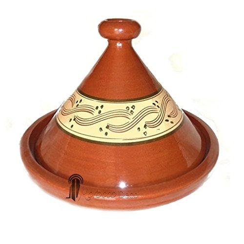 Tajine marocain beldi - Plat a Tagine 30 CM