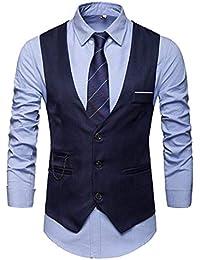 Dhingra Men's Waistcoat 4-Colors