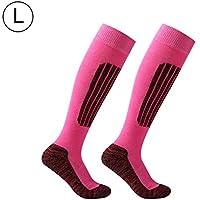 Calcetines de esquí, medias de toalla con Inciple. Calzados térmicos. Invierno a prueba