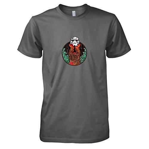 TEXLAB - SW: Ewok Victory - Herren T-Shirt, Größe XXL, (Kostüm Maske Sohn Von Der)