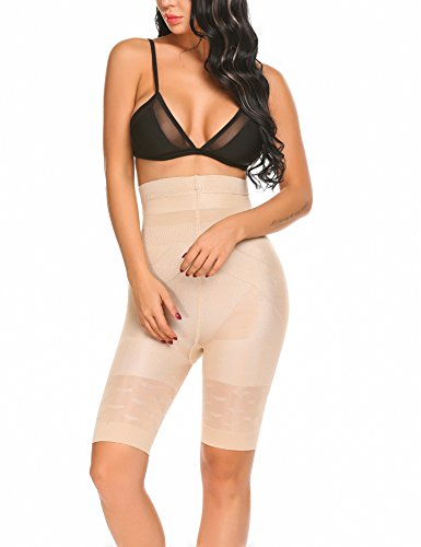 Qulista pantaloncino snellente vita alta guaina contenitiva e modellante shaper push up mutande contenitive pantaloncini dimagranti