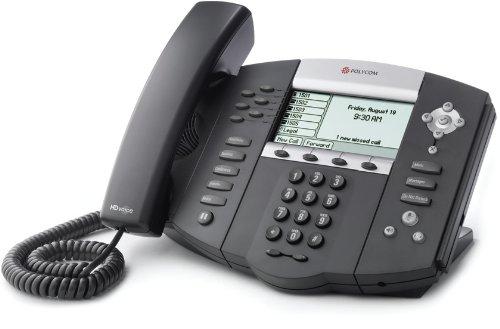 Polycom SoundPoint IP 650 - VoIP-Telefon - SIP