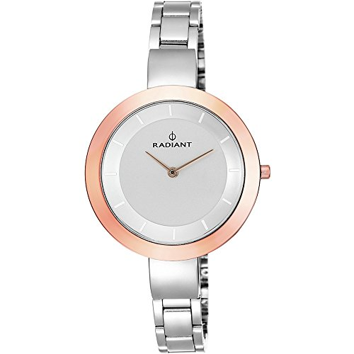 Reloj Radiant mujer New TiffanyŽs RA460204 plateado [AB6230] - Modelo: RA460204