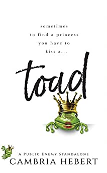 Toad : A Public Enemy Standalone by [Hebert , Cambria ]