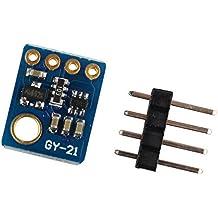 WINGONEER SHT21 Módulo digital del sensor de temperatura de la humedad de HTU21 substituye SHT11 SHT15