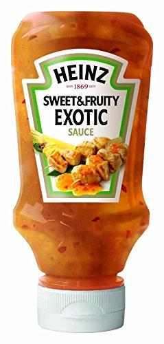 Heinz Exotic Sauce 220ml mit pikanter - Sauce Heinz Grill