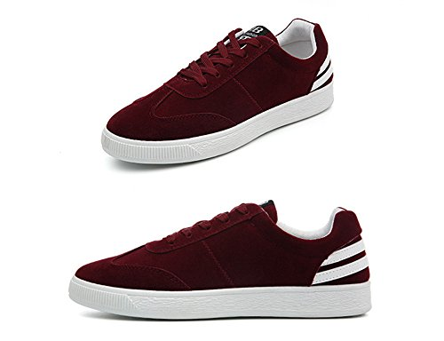 Peggie House, Herren Sneakers Low-top Rot