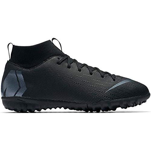 detailed look 9f102 c8b49 Nike Unisex Kids' Fußballschuh Superfly Vi Academy JDI Footbal Shoes,  Anthracite-Black-