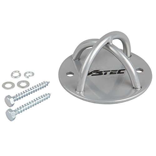 V3 Tec Sling Trainer Befestigungshaken Farbe Silber