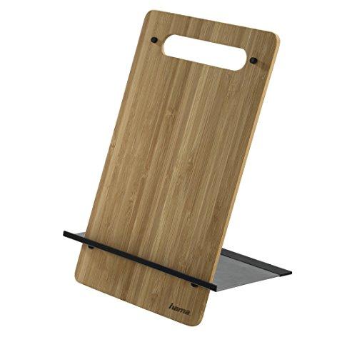 Preisvergleich Produktbild Hama Tablet Halterung von 7 - 10.5 Holz