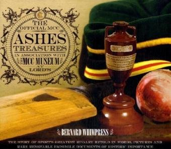 The Official Ashes Treasures por Bernard Whimpress