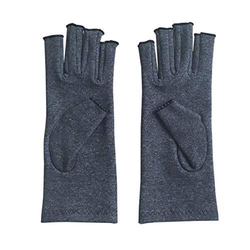 Preisvergleich Produktbild Noradtjcca Ein Paar / Set Komfortable Männer Frauen Therapie Kompression Handschuhe Einfarbig Atmungs Arthritis Gelenkschmerzen Relief Handschuhe