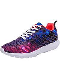 c317406424d568 MIRRAY Womens Causal Shoes Men Breathable Mesh Shoes Couple Sports Shoes  Outdoor Unisex Elastic Running Shoes