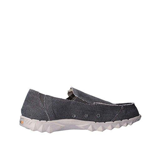 Dude Shoes Men's Farty Classic Oceano Slip On / Mule Blu