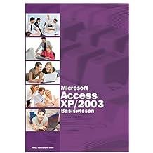 Access XP / Access /2003 für Einsteiger