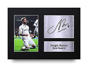 HWC Trading Sergio Ramos A4