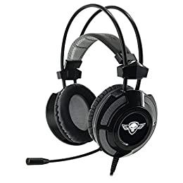 Spirit Of Gamer mic-eh70bk Auriculares para PC Gaming