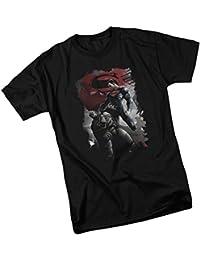 Choke -- Batman v Superman: Dawn Of Justice Adult T-Shirt
