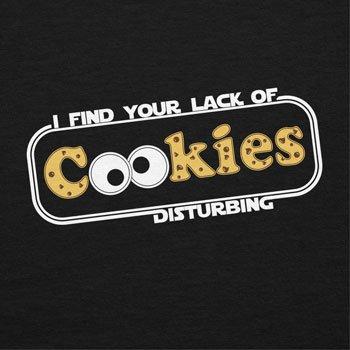 TEXLAB - Lack of Cookies - Damen T-Shirt Schwarz