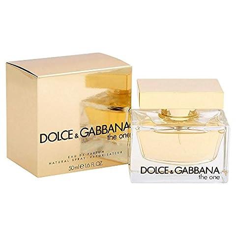 Dolce & Gabbana The One Eau de Parfum pour Femme 50 ml