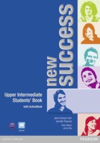 New success. Upper intermediate. Student's book. Con espansione online. Per le Scuole superiori. Con CD-ROM
