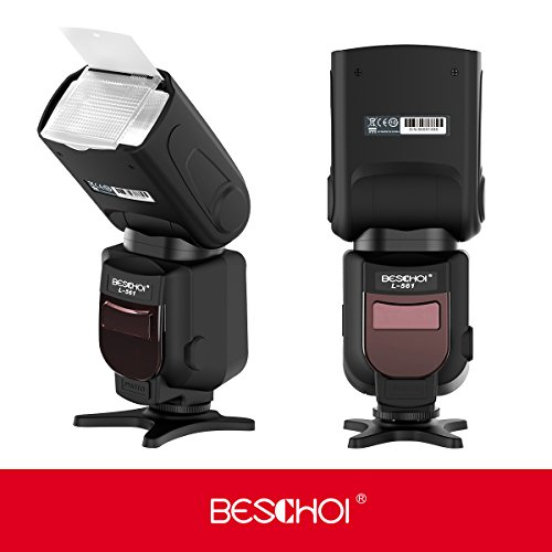Camera-FlashBeschoi-Professional-GN-56-Wireless-LCD-Display-DSLR-Speedlight-Flash-Speedlite-Flash-Light-with-TTL-Mode-S1S2-ModeSlave-Flash-for-Nikon-DSLR-Digital-Cameras