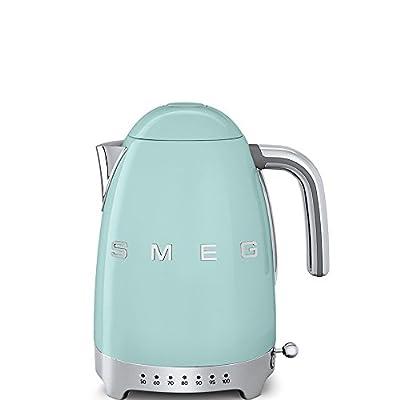 Smeg 50's Style Rétro Bouilloire, variable températures