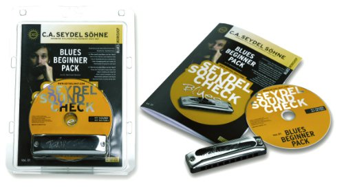 Seydel Blues Beginner Pack Sound Check Vol.1 -