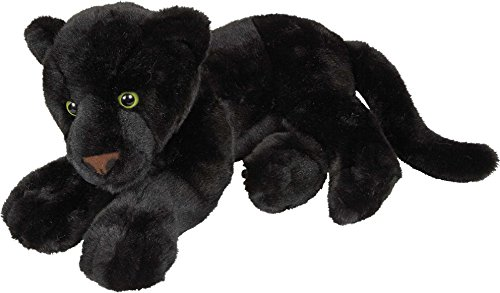Ravensden Large Black Panther Cuddly Soft Toy 40cm